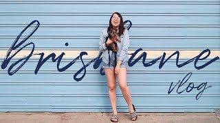 3 Day Girls Trip To Brisbane, Australia // Vlog