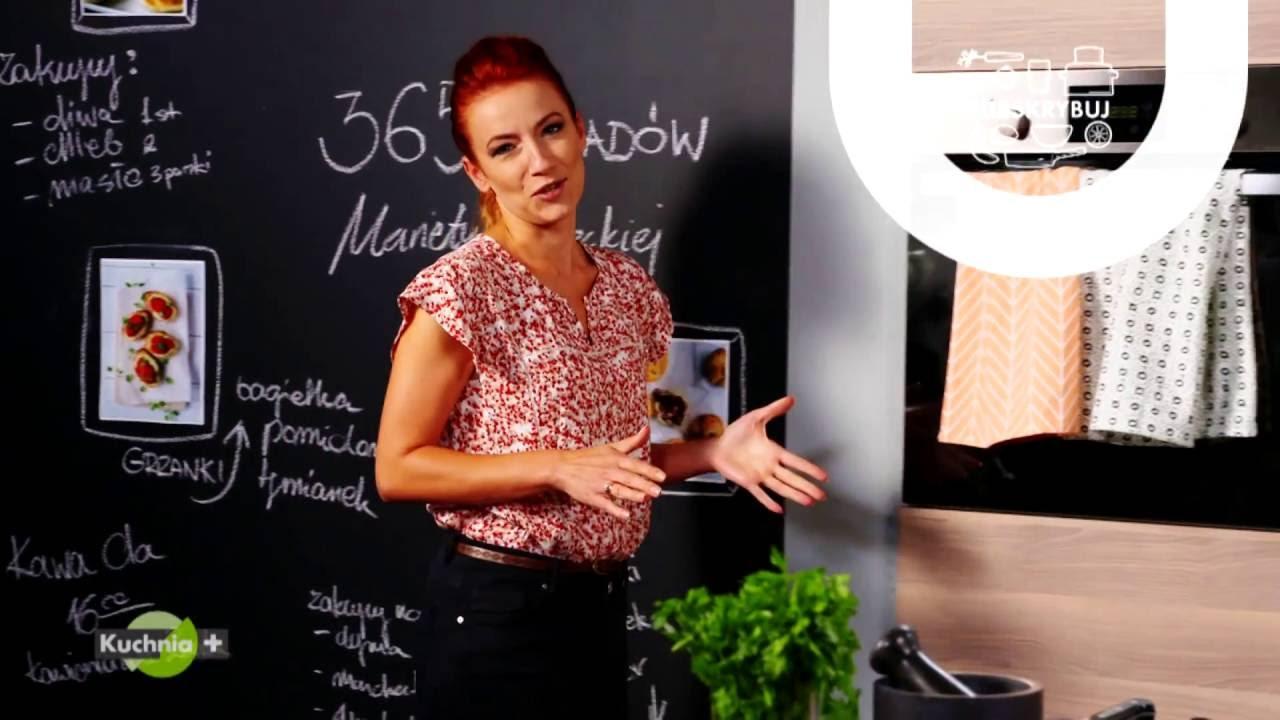 365 Obiadow Mariety Mareckiej Xwiastun Kuchni Youtube