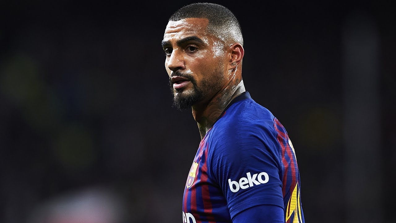 The Reason Why Fc Barcelona Chose Kevin Prince Boateng Oh My Goal