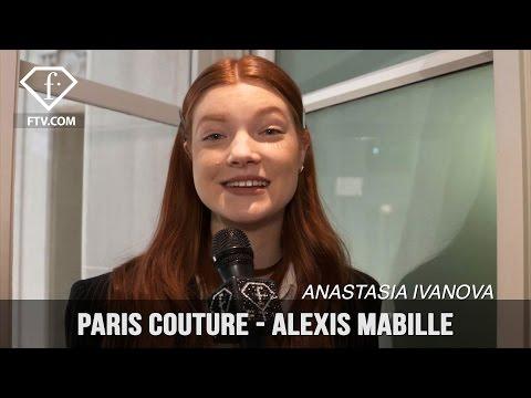 Paris Haute Couture S/S 17 - Alexis Mabille Trends | FashionTV