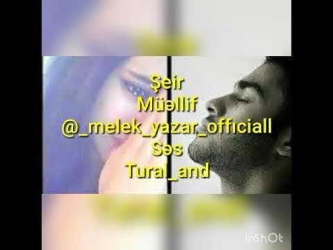 Status video..Melek...yazar...& Tural. And.. şeir .seni mene  xatirladan bir mahnı var (2019)