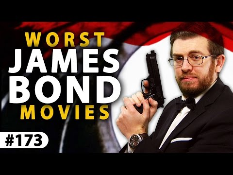 The Worst JAMES BOND Movies (Part II)