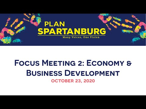 Planapalooza Focus Meeting 2: Business & Economy