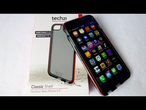 Tech21 Classic Shell for iPhone 6 Plus: Slim Protection!