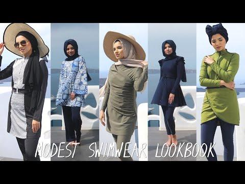 MODEST SWIMWEAR LOOKBOOK + INTERNATIONAL GIVEAWAY | SAIMASCORNER