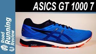 ASICS GT 1000 7 | Equilibrio entre dinamismo y soporte