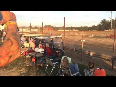 Charleston Speedway 06 27 17 Gary Heat