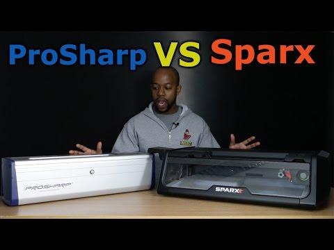 ProSharp VS Sparx Home Portable Skate Sharpener Review