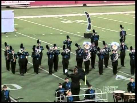 Glasgow Scottie Band State Championship 2010