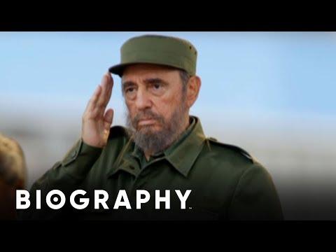 Fidel Castro - Military Leader & President | Mini Bio | BIO