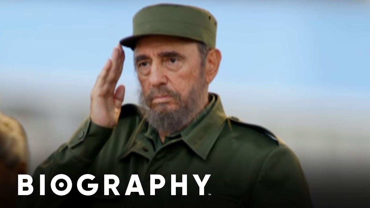 a biography of fidel castro Fidel castro was a socialist revolutionary who in 1959 seized control of the island  nation of cuba he ruled cuba for almost half a century.