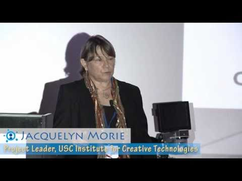 ImmersiveTech Summit 2010 - Jacquelyn Ford Morie - ICT