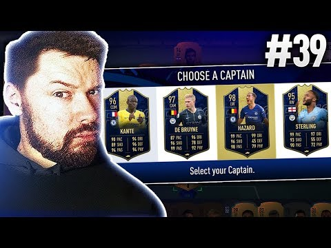 MY BEST DRAFT EVER! - #FIFA19 ULTIMATE TEAM DRAFT TO GLORY #39