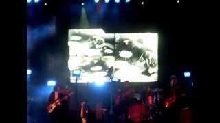 Los Bunkers - Canción de lejos + Sabes que - 25.01.2013