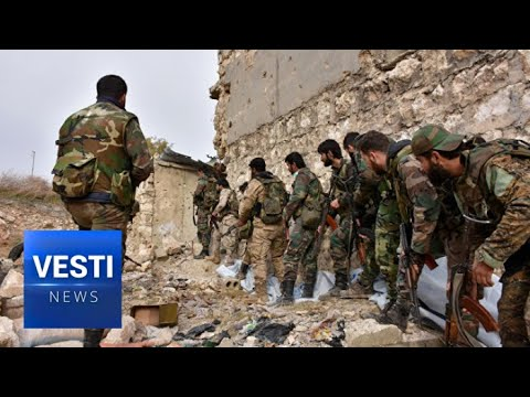 Idlib: Slow and Steady Clean-Up by Russian Peacekeepers Continues Despite Terrorist Provocations