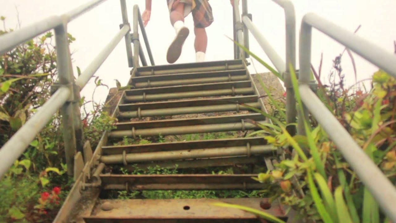 Stairway To Heaven Haiku Stairs Epic Hike Youtube