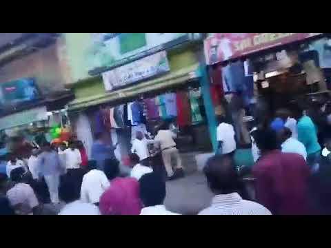 Live murder in bhalki bidar district karnataka date 04 10 2017