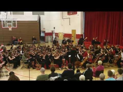 Morton High School Orchestra - Wizards in Winter