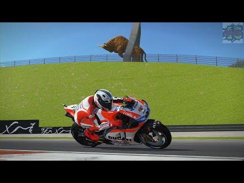 MotoGP 17 League | Team Sort Out Race (RRL)