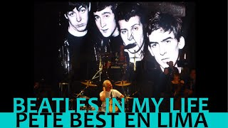 BEATLES: PETE BEST CRY FOR A SHADOW LIMA PERU