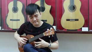 "Wind Song ""Ukulele"" (Steven Law)"
