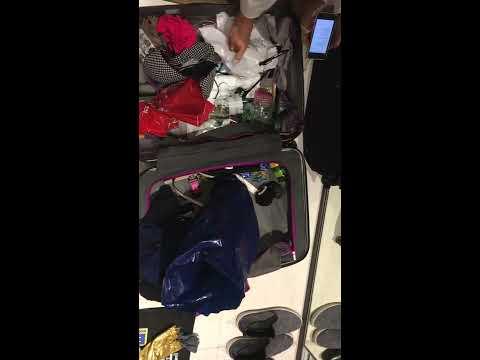 Аэрофлот. Кража из багажа и повреждение вещей. Things Were Stolen When We Flew With Aeroflot