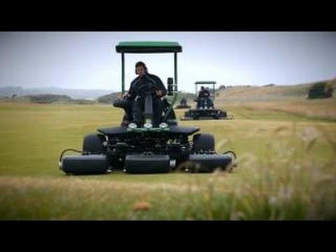 The Open Championship 2013 - John Deere Golf