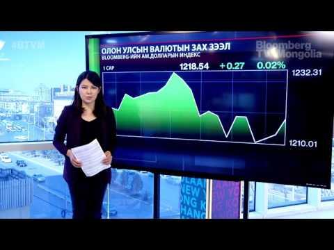 Европын Төв банкны Ерөнхийлөгчийн мэдэгдлийн дараа еврогийн ханш суларлаа