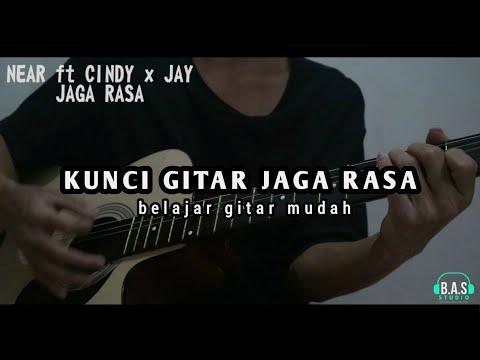 Kunci Gitar Jaga Rasa - Near [Musik Timur]