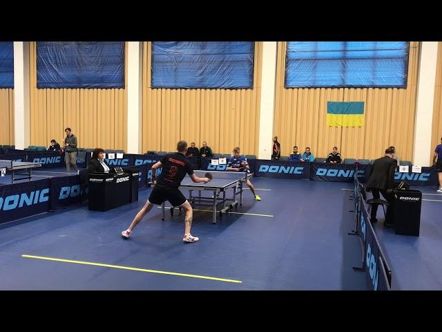 КЧУ 2018/2019 Дегтярёв vs Гребенюк