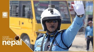 Traffic Management | Good Morning Nepal | 28 October 2018