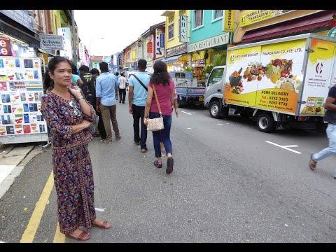 Arab Street / Little India / Singapore