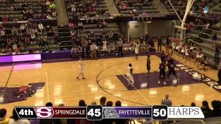 Springdale High School Basketball | Springdale vs. Fayetteville