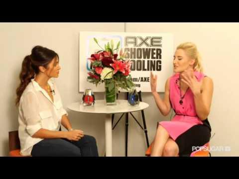 Nikki Reed Talks about Jackson and Kristen