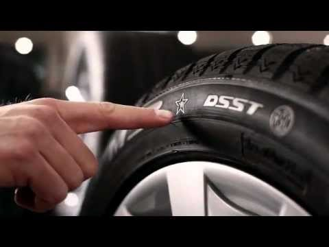bmw runflat tyre technology. - youtube