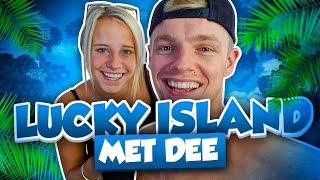 Lucky Island met Dee!