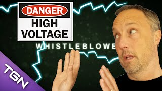 Outlast DLC Whistleblower #8: High Voltage! w/Facecam (PC Live gameplay-commentary)