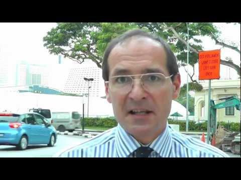 Future of Asia and Singapore - rapid growth of economy, emerging markets - Futurist keynote speaker