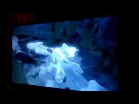 Skyrim ice form glitch - YouTube