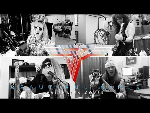 Steel Panther - Beautiful Girls (Van Halen cover)