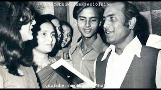 JALTE ARMAN BUJHTE DEEP 1970s [PK unreleased]: Tanhaa thi aur hamesha se tanhaa (Mehdi Hassan)