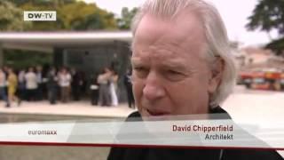 """""""Mies van der Rohe Award"""" für David Chipperfield   Video des Tages"""