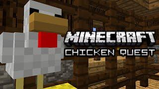 Minecraft: CHICKEN QUEST