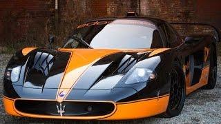los mejores carros deportivos del mundo