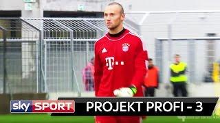 Projekt Profi (Teil 3) - 4 Jungs auf dem Weg in die Bundesliga