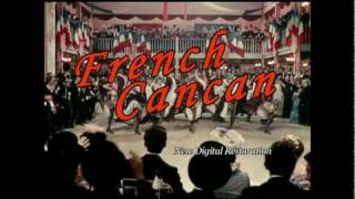 French Cancan (1955) Trailer - In Cinemas 5 August 2011