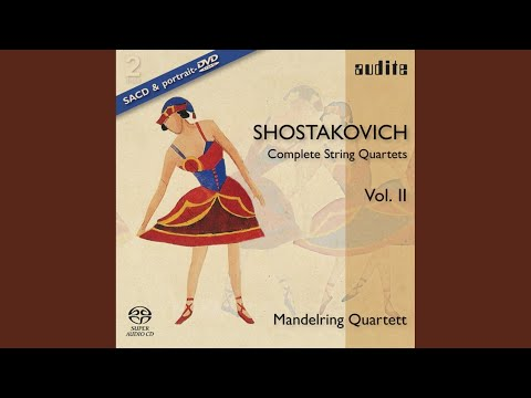 String Quartet No. 3 in F major, Op. 73: Moderato con moto mp3