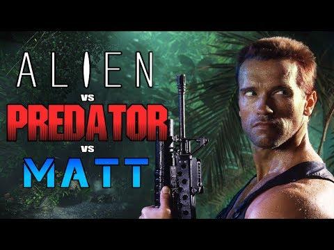 Alien vs Predator vs Matt - Tom Clancy's Ghost Recon Wildlands