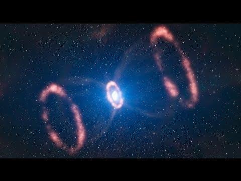 Загадки Вселенной: сверхновая SN 1987A