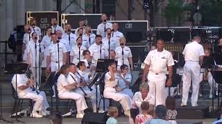 United States Navy Band Concert on the Avenue June 26, 2018  (4)